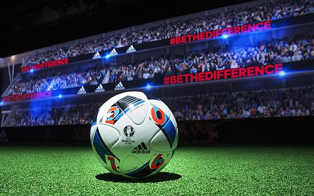 jalgpalli EM 2016 pall
